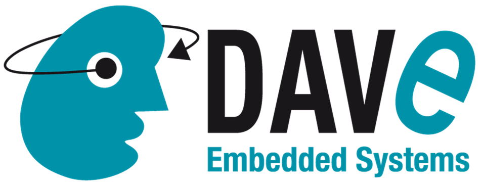 DAVE Embedded Systems Logo