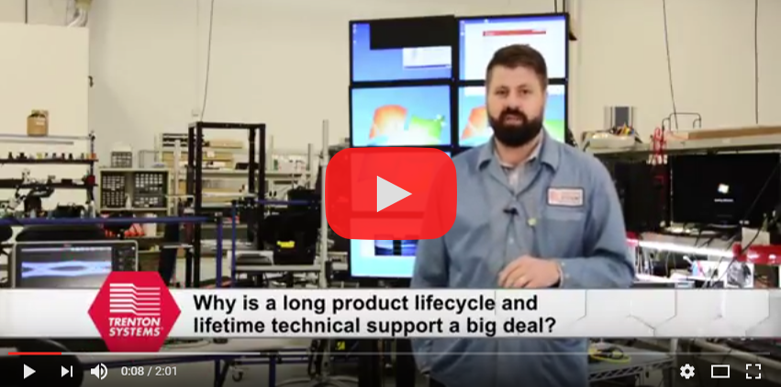 Trenton Systems 7 year Availability Video
