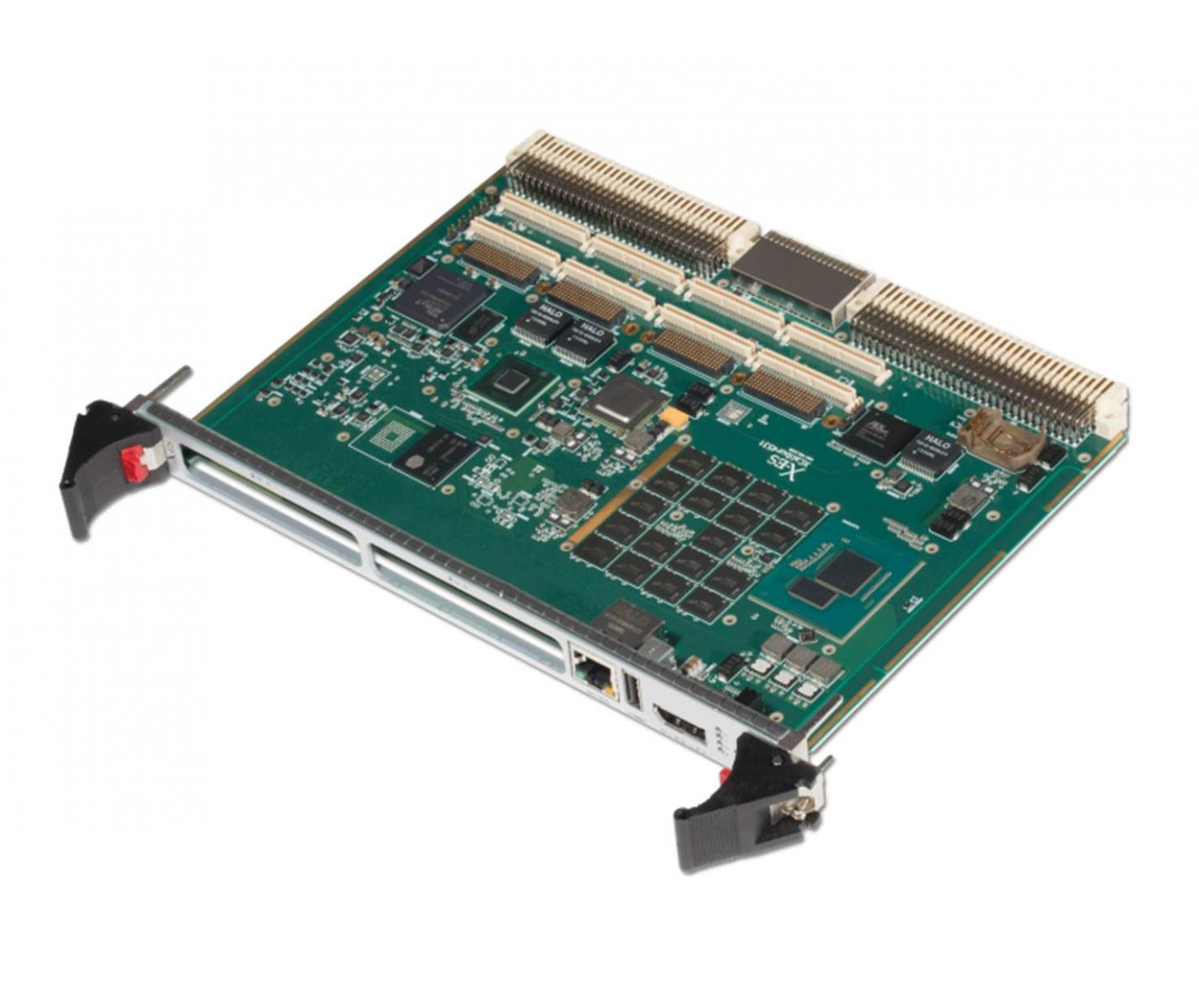 XCalibur4531  5th Generation Intel® Core™ i7 6U VME SBC featuring a Xilinx Artix-7 FPGA-based VME bridging solution.