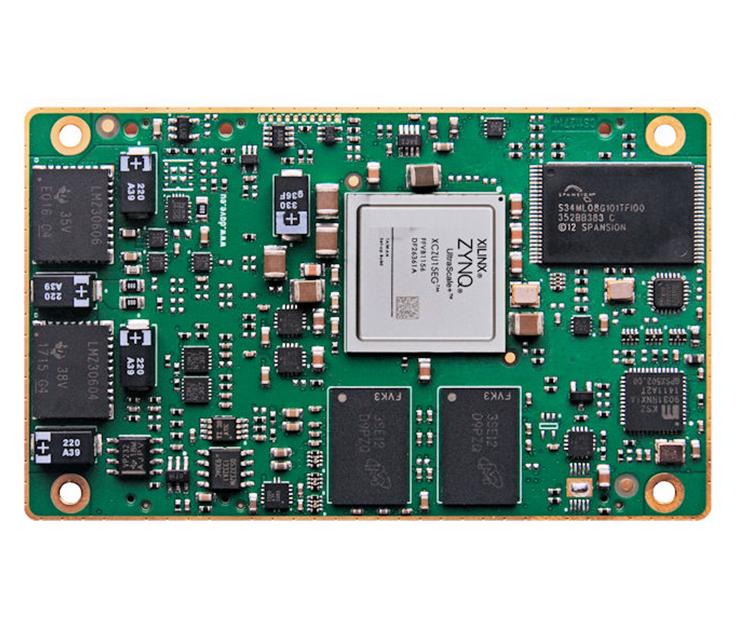 ONDA Xilinx Zynq UltraScale+ MPSoc SoM - Sarsen Technology
