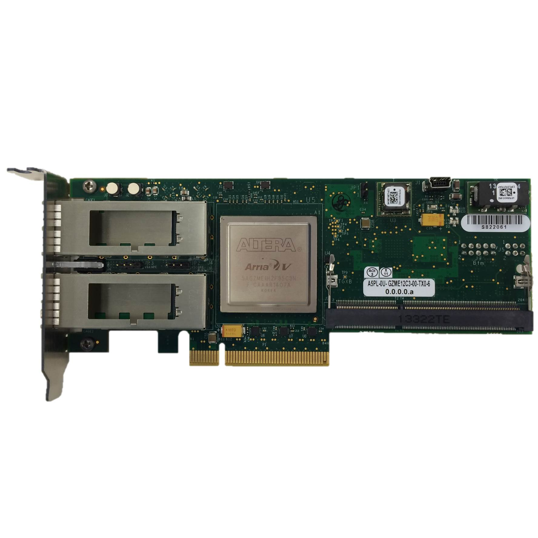 Fpga And Rldram3 Interface
